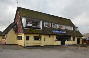 Francis Asbury Tavern, near Wednesbury, England