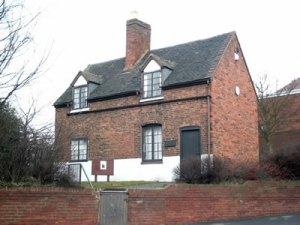 Francis Asbury Boyhood Home, Bromwich, England