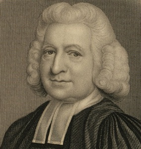 Rev. Charles Wesley