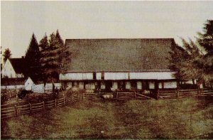 Isaac Long's Barn